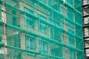 сетка фасадная для строительных лесов