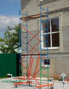 характеристики строительных вышек