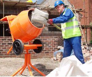 бетоносмесители для строительства