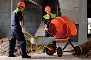 характеристики и параметры бетоносмесителей